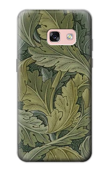 S3790 William Morris Acanthus Leaves Case For Samsung Galaxy A3 (2017)