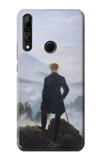 S3789 Wanderer above the Sea of Fog Case For Huawei Y9 Prime (2019)