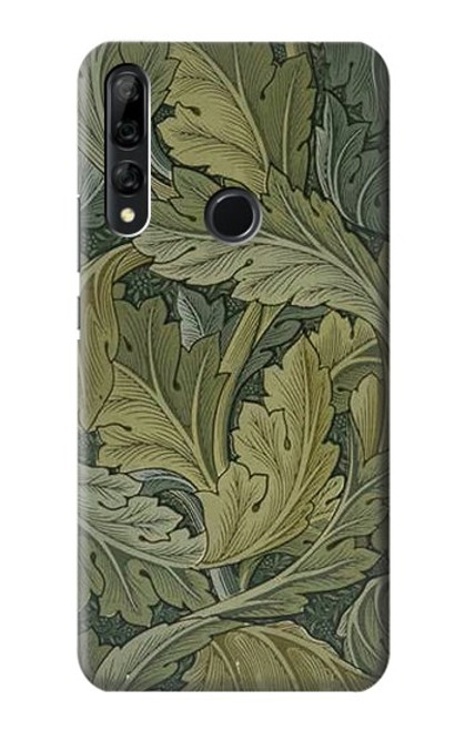 S3790 William Morris Acanthus Leaves Case For Huawei Y9 Prime (2019)