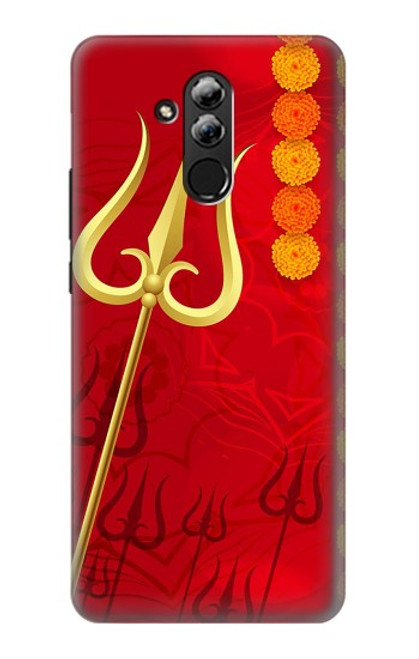 S3788 Shiv Trishul Case For Huawei Mate 20 lite