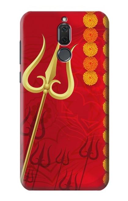 S3788 Shiv Trishul Case For Huawei Mate 10 Lite
