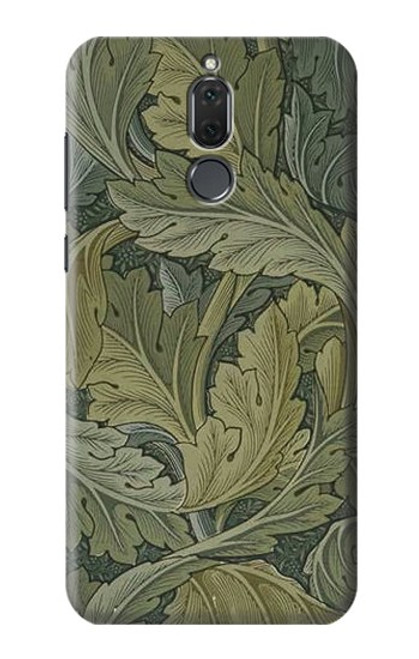 S3790 William Morris Acanthus Leaves Case For Huawei Mate 10 Lite