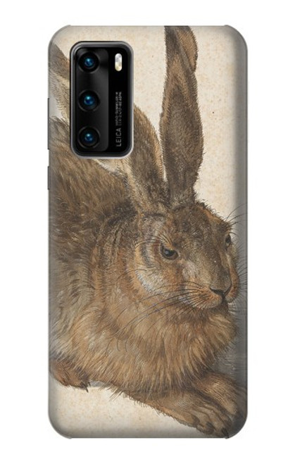 S3781 Albrecht Durer Young Hare Case For Huawei P40
