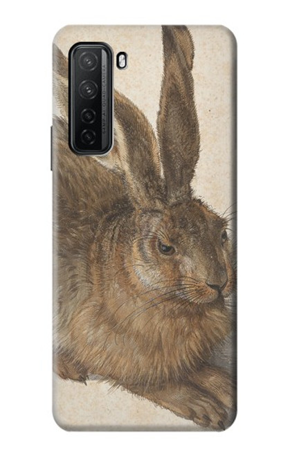 S3781 Albrecht Durer Young Hare Case For Huawei P40 lite 5G