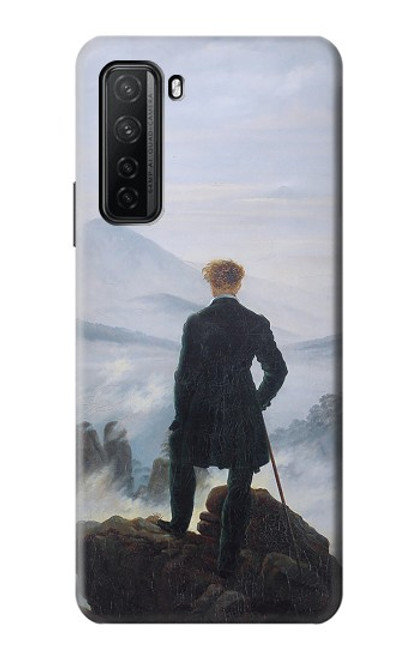 S3789 Wanderer above the Sea of Fog Case For Huawei P40 lite 5G