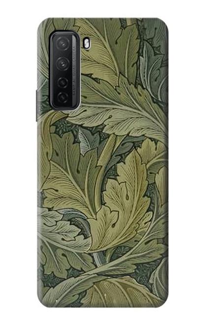S3790 William Morris Acanthus Leaves Case For Huawei P40 lite 5G