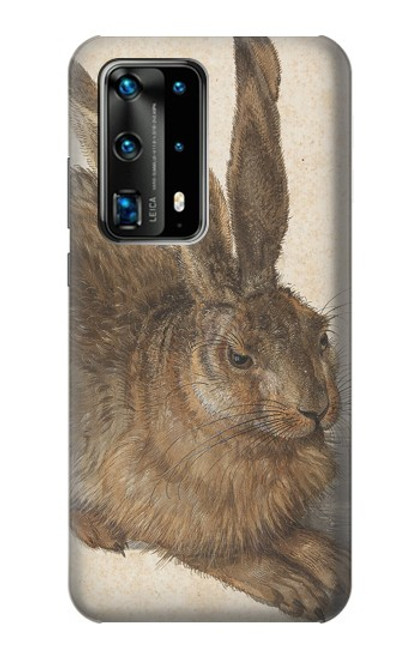 S3781 Albrecht Durer Young Hare Case For Huawei P40 Pro