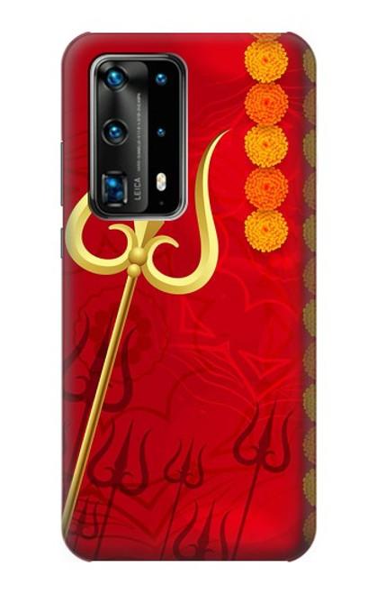 S3788 Shiv Trishul Case For Huawei P40 Pro