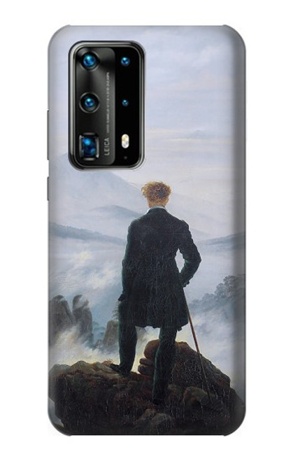 S3789 Wanderer above the Sea of Fog Case For Huawei P40 Pro