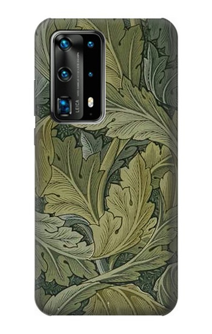S3790 William Morris Acanthus Leaves Case For Huawei P40 Pro