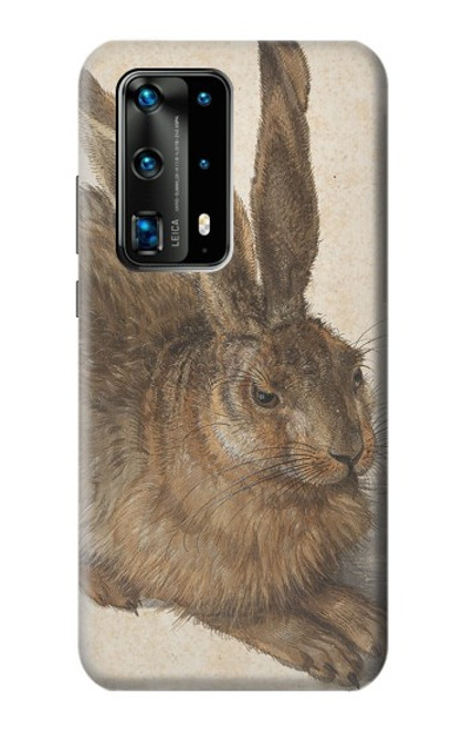 S3781 Albrecht Durer Young Hare Case For Huawei P40 Pro Plus