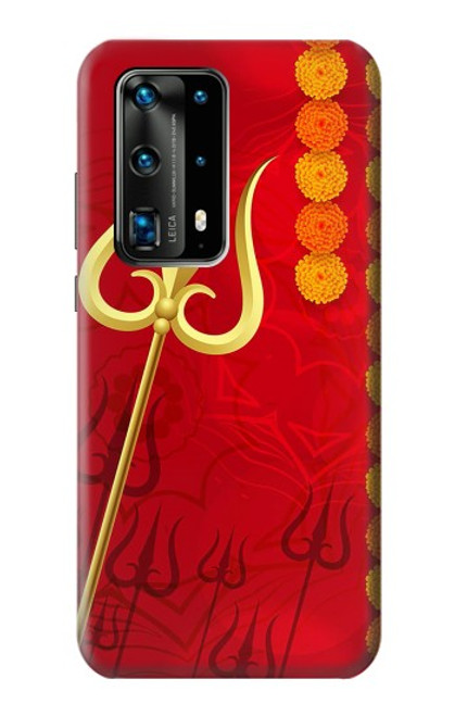 S3788 Shiv Trishul Case For Huawei P40 Pro Plus