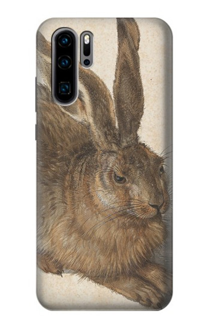 S3781 Albrecht Durer Young Hare Case For Huawei P30 Pro