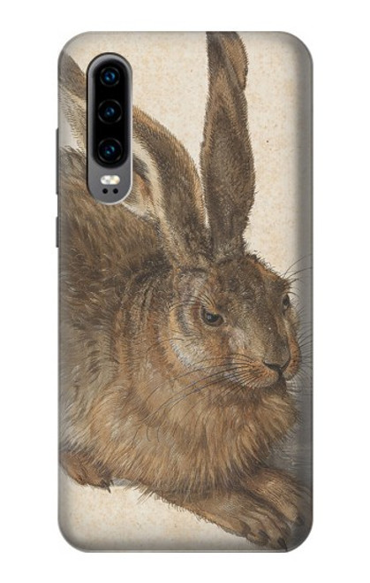 S3781 Albrecht Durer Young Hare Case For Huawei P30