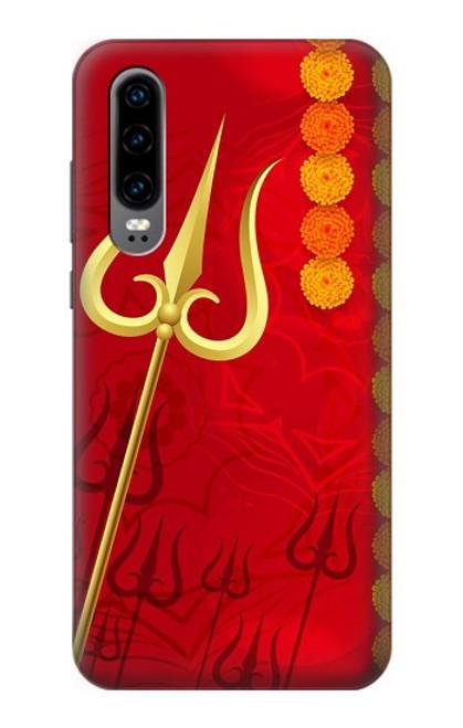 S3788 Shiv Trishul Case For Huawei P30