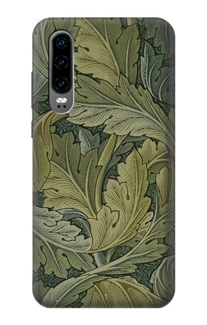 S3790 William Morris Acanthus Leaves Case For Huawei P30