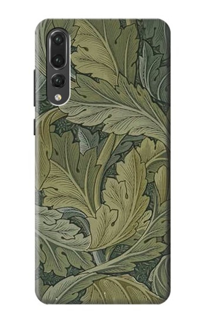 S3790 William Morris Acanthus Leaves Case For Huawei P20 Pro