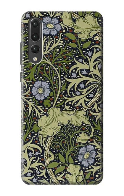 S3792 William Morris Case For Huawei P20 Pro