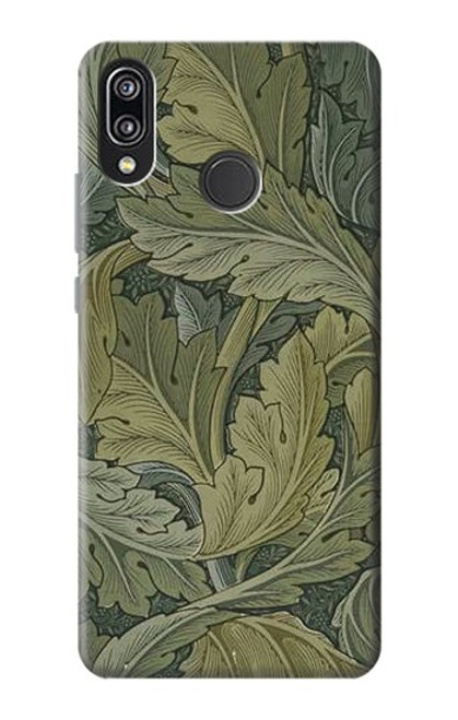 S3790 William Morris Acanthus Leaves Case For Huawei P20 Lite