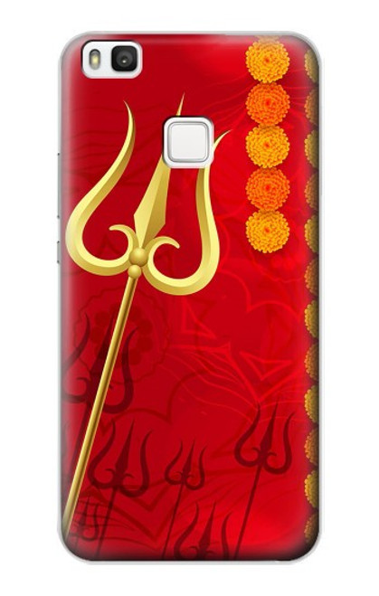 S3788 Shiv Trishul Case For Huawei P10 Lite