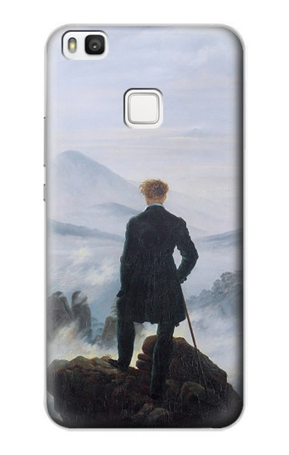 S3789 Wanderer above the Sea of Fog Case For Huawei P10 Lite