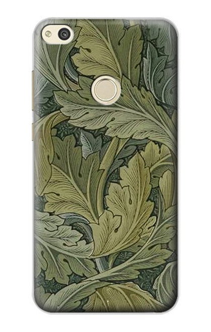 S3790 William Morris Acanthus Leaves Case For Huawei P8 Lite (2017)