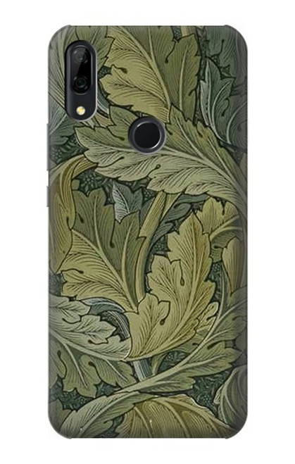 S3790 William Morris Acanthus Leaves Case For Huawei P Smart Z, Y9 Prime 2019