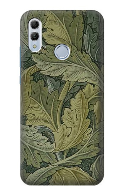 S3790 William Morris Acanthus Leaves Case For Huawei Honor 10 Lite, Huawei P Smart 2019