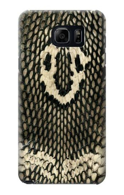 S2711 King Cobra Snake Skin Graphic Case For Galaxy S6 Edge Plus
