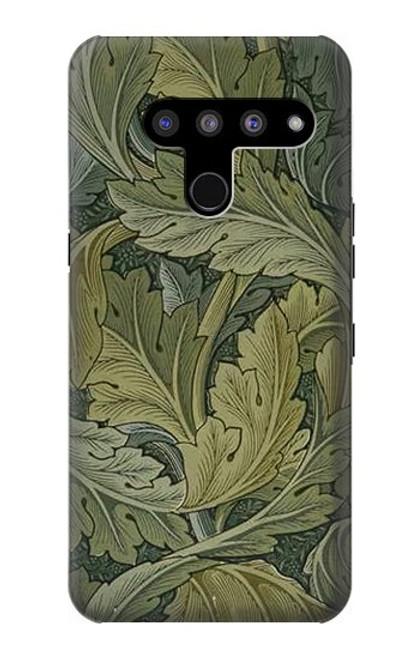 S3790 William Morris Acanthus Leaves Case For LG V50, LG V50 ThinQ 5G