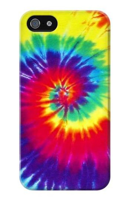 S2884 Tie Dye Swirl Color Case For IPHONE 5 5s SE