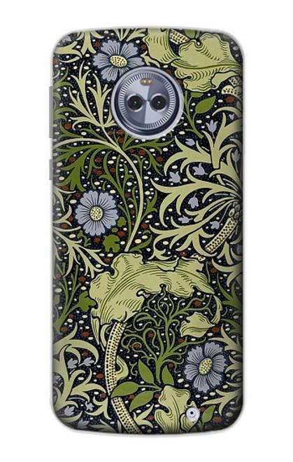 S3792 William Morris Case For Motorola Moto X4