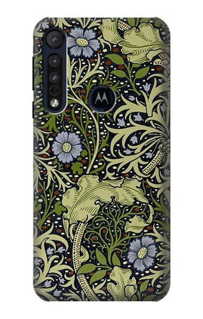 S3792 William Morris Case For Motorola One Macro, Moto G8 Play