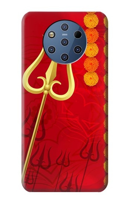 S3788 Shiv Trishul Case For Nokia 9 PureView