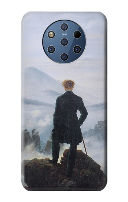 S3789 Wanderer above the Sea of Fog Case For Nokia 9 PureView