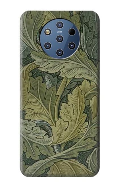 S3790 William Morris Acanthus Leaves Case For Nokia 9 PureView