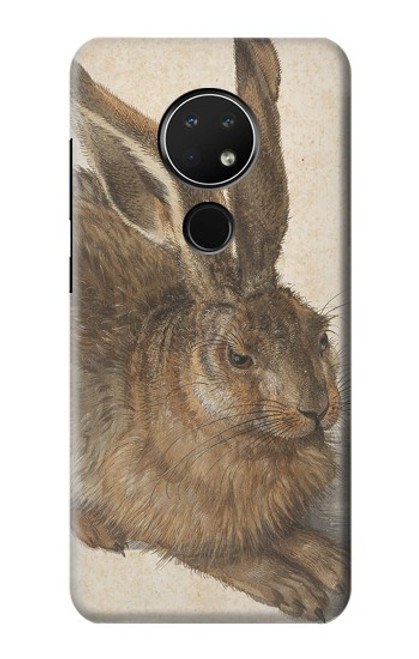 S3781 Albrecht Durer Young Hare Case For Nokia 6.2