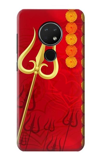 S3788 Shiv Trishul Case For Nokia 6.2