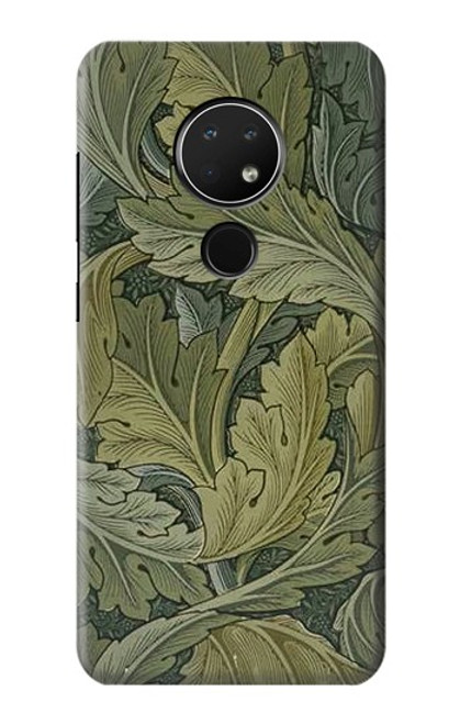 S3790 William Morris Acanthus Leaves Case For Nokia 6.2