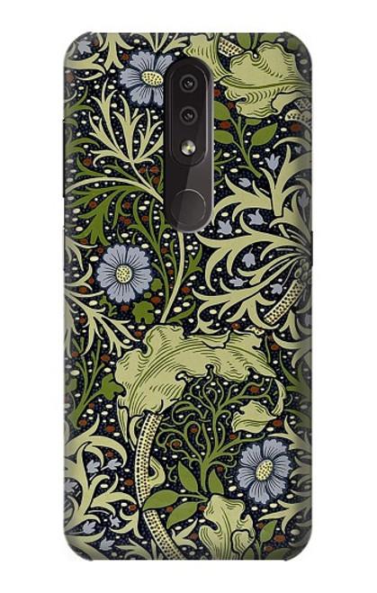 S3792 William Morris Case For Nokia 4.2