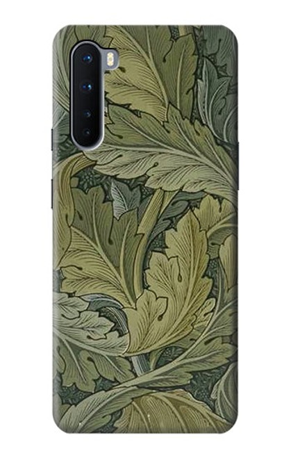 S3790 William Morris Acanthus Leaves Case For OnePlus Nord