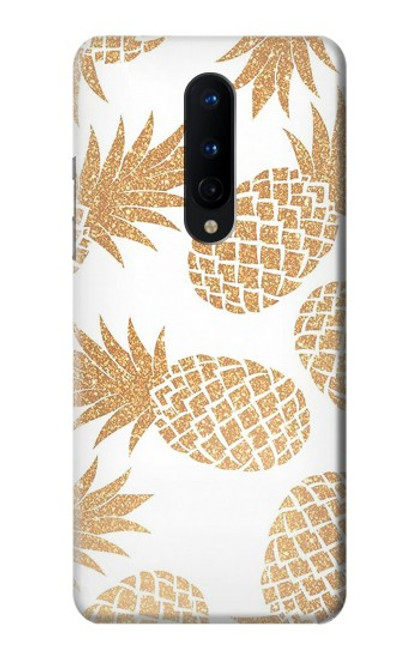 S3718 Seamless Pineapple Case For OnePlus 8