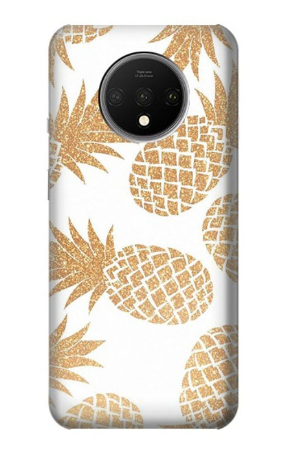S3718 Seamless Pineapple Case For OnePlus 7T