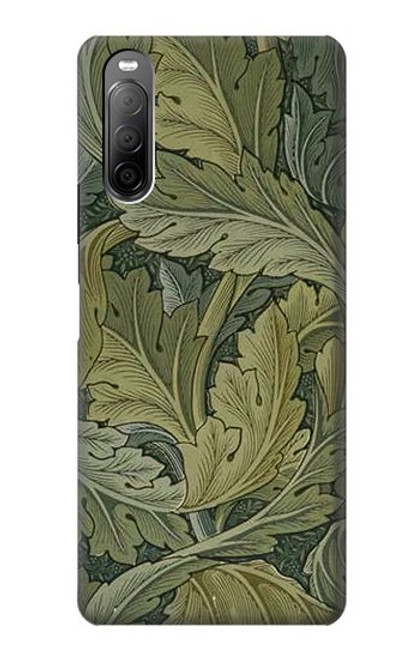 S3790 William Morris Acanthus Leaves Case For Sony Xperia 10 II