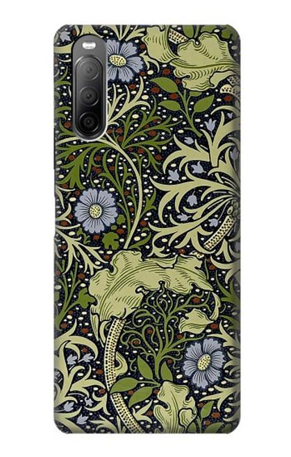 S3792 William Morris Case For Sony Xperia 10 II