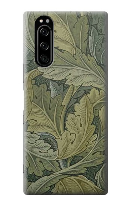 S3790 William Morris Acanthus Leaves Case For Sony Xperia 5