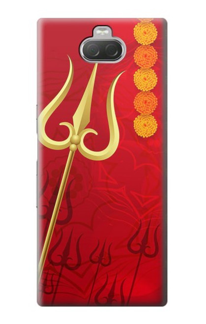 S3788 Shiv Trishul Case For Sony Xperia 10