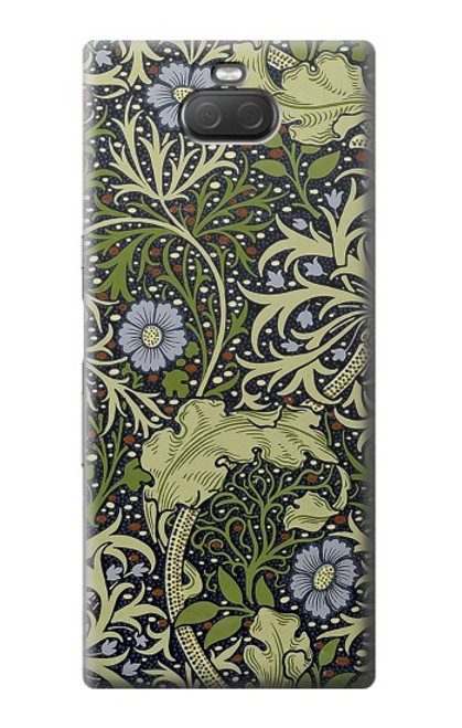 S3792 William Morris Case For Sony Xperia 10 Plus