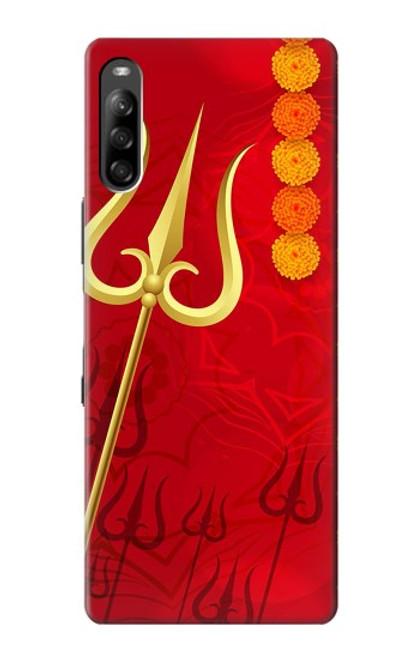 S3788 Shiv Trishul Case For Sony Xperia L4