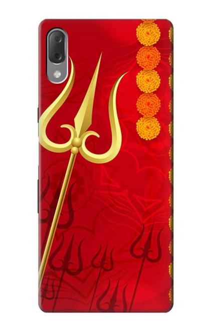 S3788 Shiv Trishul Case For Sony Xperia L3